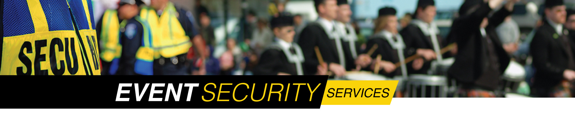 Houston area event security services
