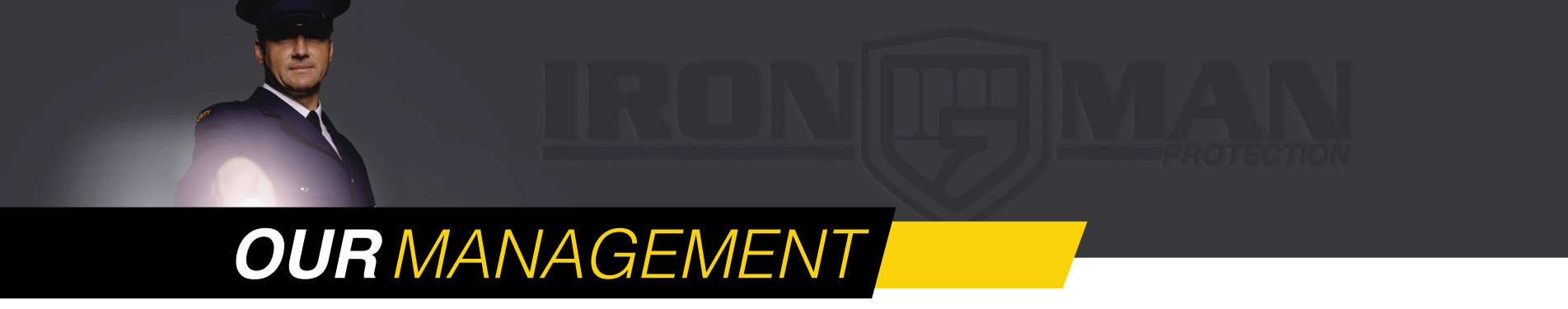 Introducing Houston Iron Man Protections Management Team