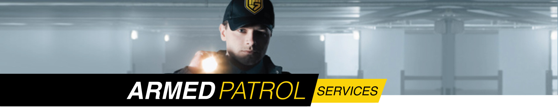 Houston area armed patrol services