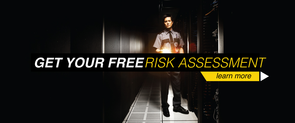 Get Your Free Security Risk Assessment